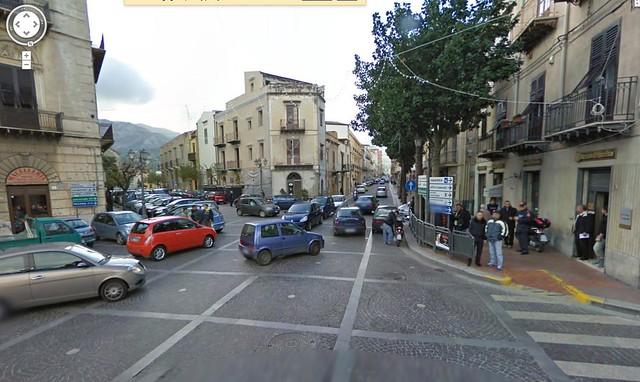 Piazza Umberto I in Termini