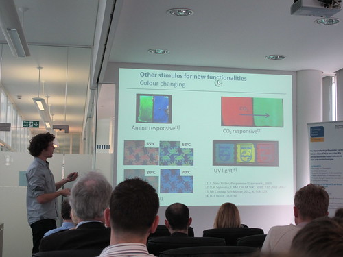 Production of Reflective Fibres for Smart Textile Applications Oliver Picot, QMUL