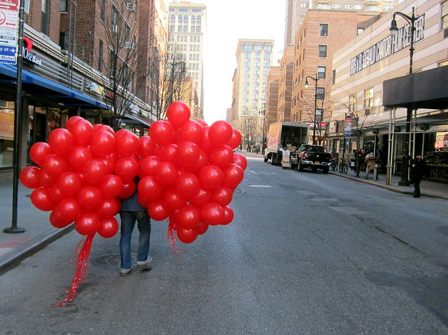 The Red Balloon(s)