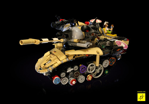 Girl's tank