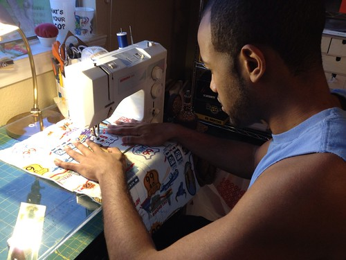 Mike Sewing Pouch