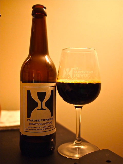 Fear And Trembling - Hill Farmstead Brewery, Greensboro, VT