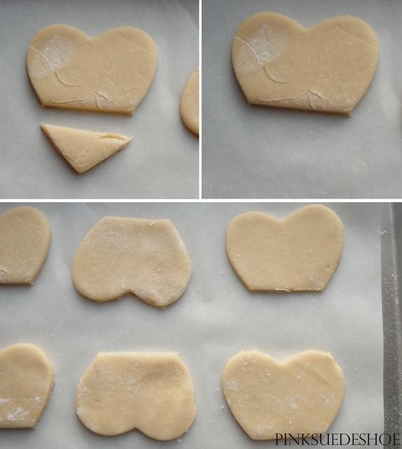 cookie mosaics