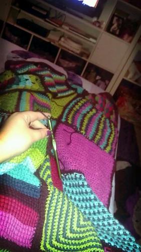 It's a blanket!