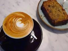 Flat White, Liberty Coffee, Rangoon Road