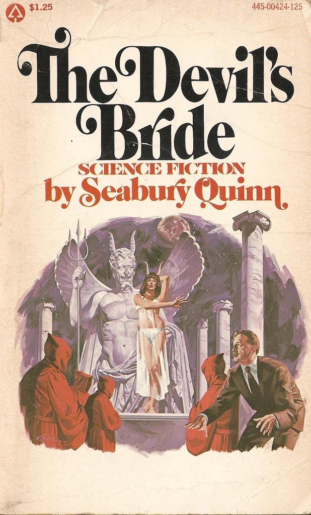 Seabury Quinn The Devils Bride