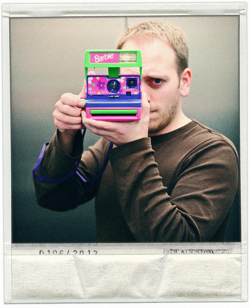 Analogtestkabine (Polaroid)
