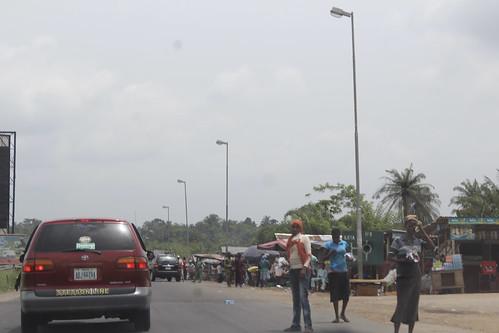 Roadside Market - Ede - Osun State, Nigeria by Jujufilms