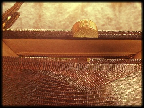 Detail of Vintage Handbag