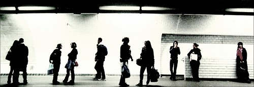 Urban Chronicles ~ Chatelet ~ Paris ~ MjYj by MjYj