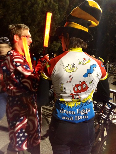 Seuss bike jersey
