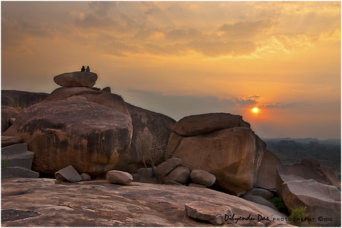 Golden Hours @ Hampi