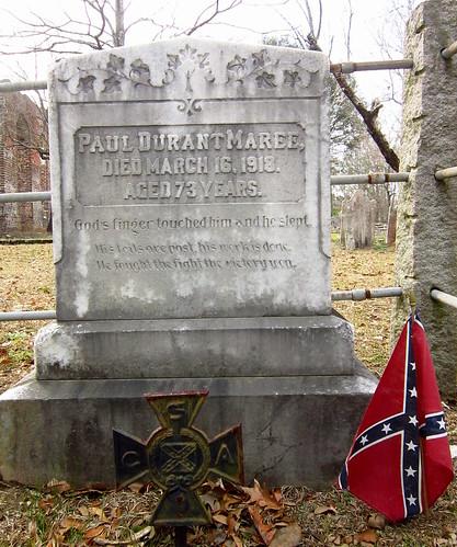 Grave of a Confederate Veteran