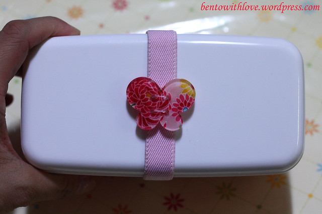 Lovely Elastic Bend from Daiso