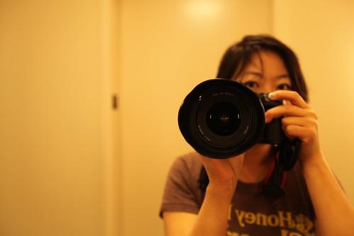new camera + new lens