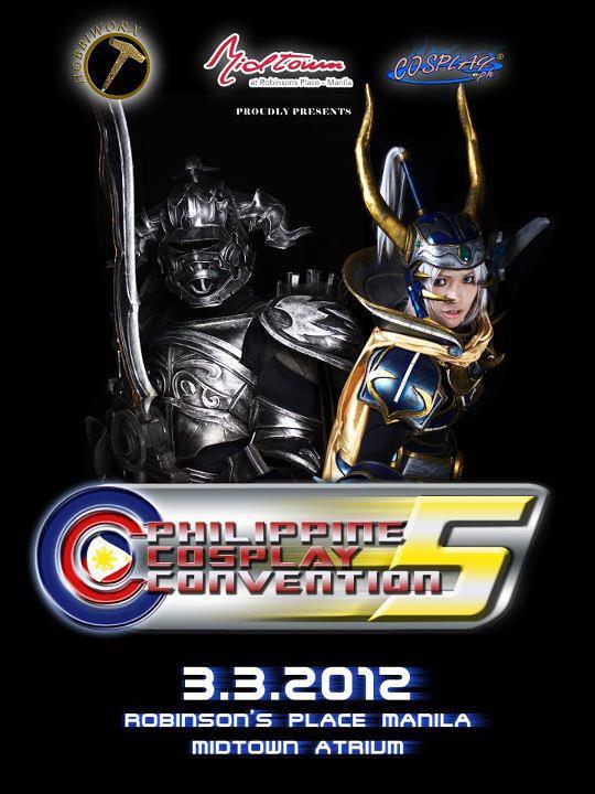 2012 Philippine Cosplay Convention