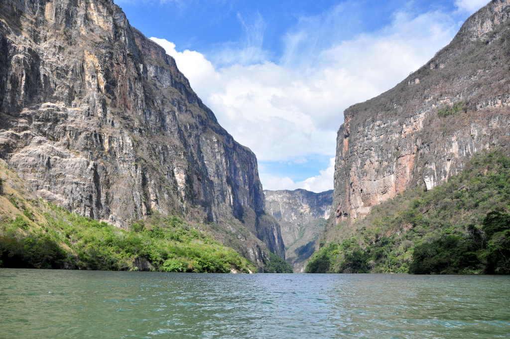 Caon del Sumidero Chiapas