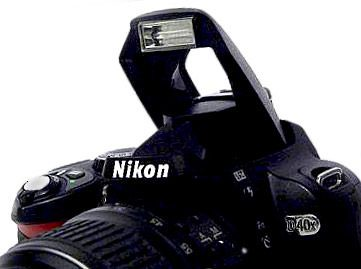 On-camera flash suffers with a number of problems