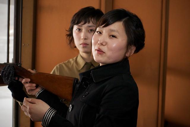 Pyongyang Gun Range