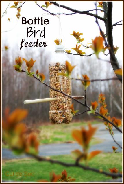Bird feeder tut