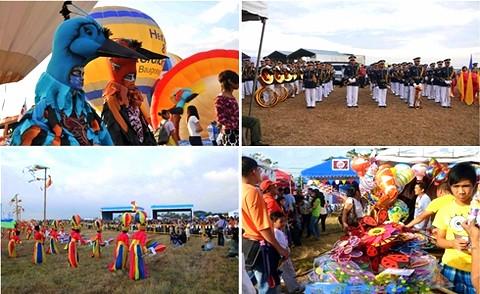 Hot Air Balloon Fest Ground Activities