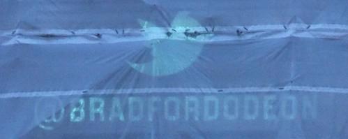 11 - Odeon, Bradford - Twitter @BRADFORDODEON