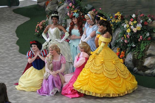 The Disney Princess Photo Shoot Flickr Photo Sharing