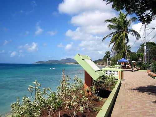 Esperanza - on the Island of Vieques
