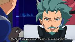 Gundam AGE 2 Episode 23 The Suspicious Colony Youtube Gundam PH (38)