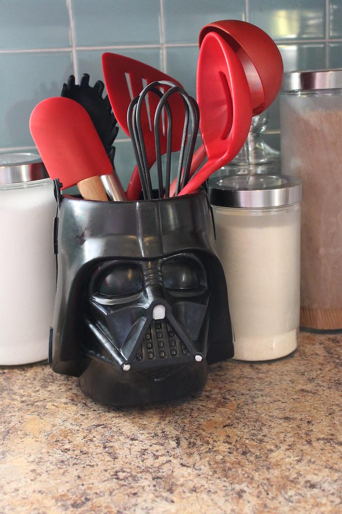 Dark Side of our kitchen