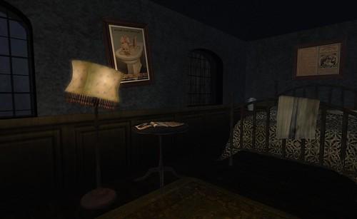 Sanity Falls - Inside the Inn