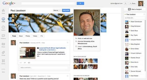 Paul Jacobson - Google+