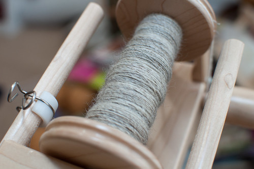 Spinning Lace