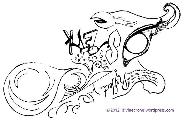 Doodle Art 03-12-2012
