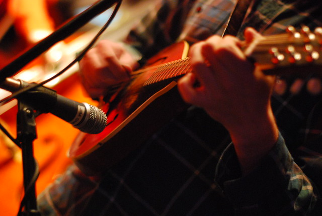 americana revue @ the station: sinful savage tigers