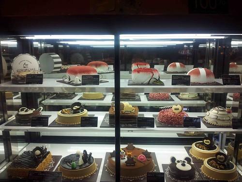 Tous les jour cakes