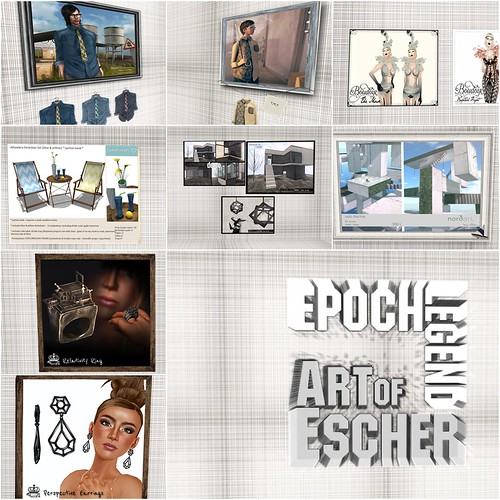 Epoch Legend - Art of Escher 1