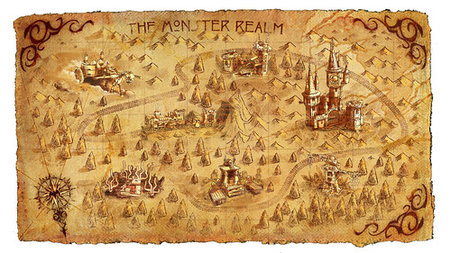Monster Fighters: The Monster Realm