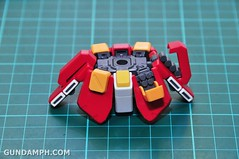 MG 1-100 Gundam HeavyArms EW Unboxing OOTB Review (33)