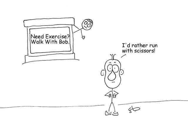 Walk With Bob