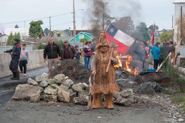 Trauko Protesta Chiloé 2016 B