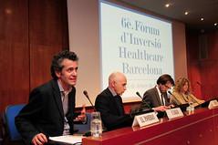 VI Fòrum d'Inversió Healthcare Barcelona 2012