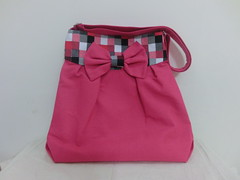 Mya bag in sporty pink