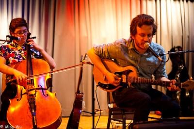 Adam & The Amethysts @ Kelp Record's Winter Warmer