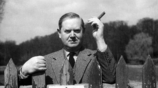 Image result for picture of evelyn waugh