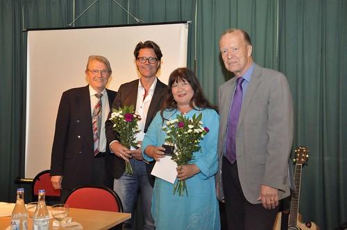 Leif V Eriksson, Pontus Helander, Carina Perenkranz o Bengt Stridh