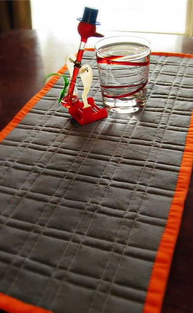 Patchwork Table Runner