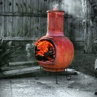 Chimney fire pit | Flickr - Photo Sharing!