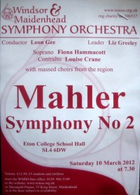 Gilbert Kaplan y Mahler...
