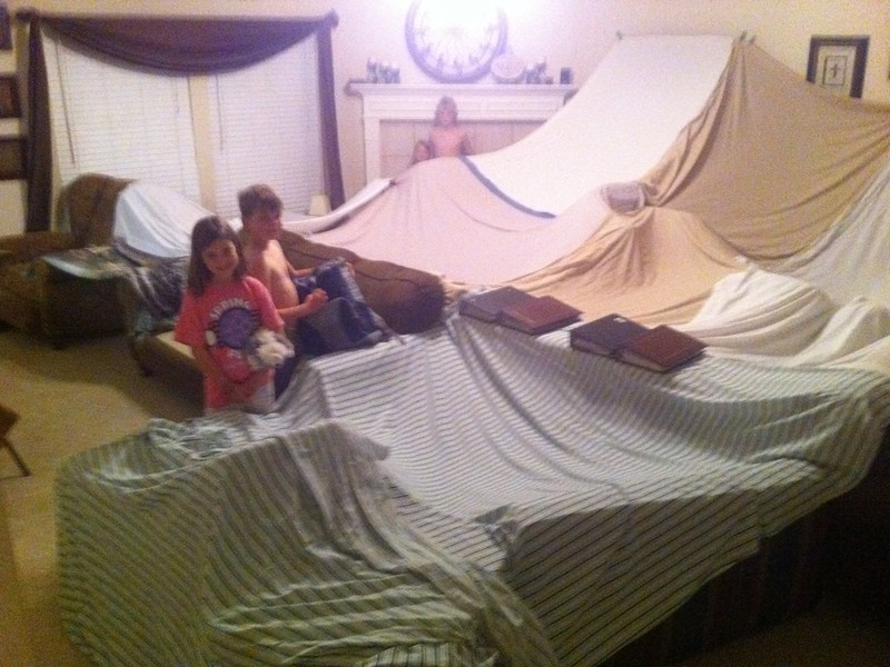 blanket fort ideas Tag  Things To Do With Kids